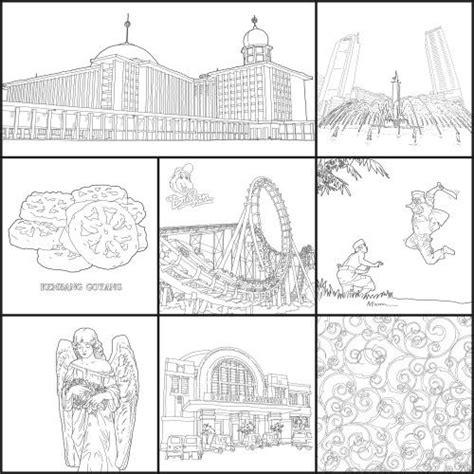 sketchbook terbaik 17 terbaik ide tentang buku mewarnai di