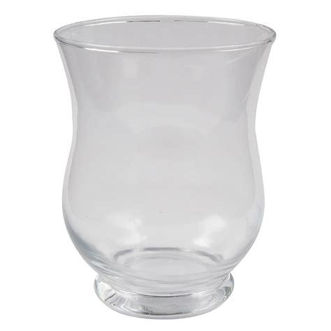 ashland 174 glass hurricane candle holder
