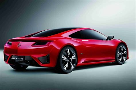 2012 acura nsx concept acura nsx concept 2012 cars today
