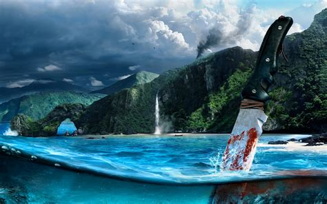far cry game wallpaper cool wallpapers for you latest 3d games hd wallpapers