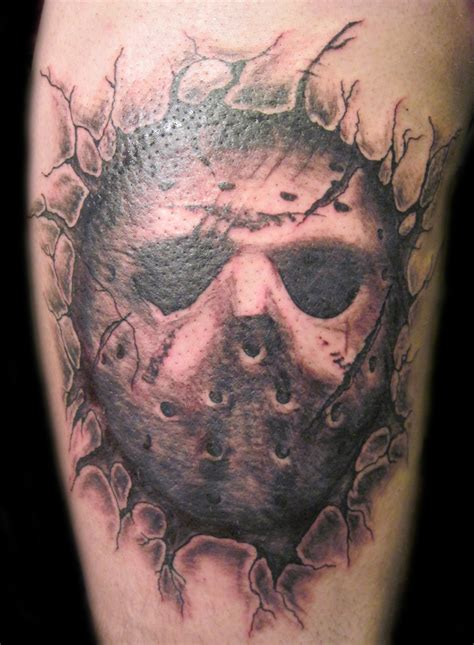 jason tattoo jason by atrash666 on deviantart