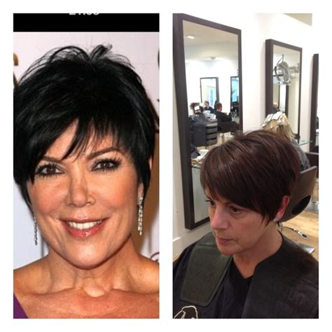back of chris jenner s hair 17 best images about nana on pinterest jenners