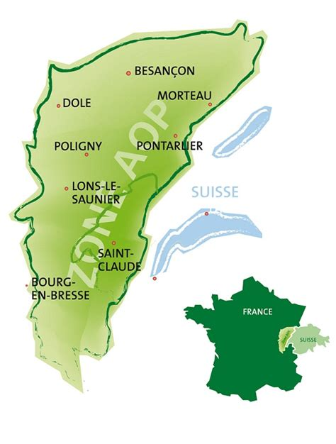 Exceptionnel Chambre D Agriculture Franche Comte #8: Carte_zone_aop_comte_simplifiee580.jpg