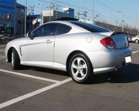 Hyundai Tuscani For Sale by 2005 Hyundai Tuscani For Sale