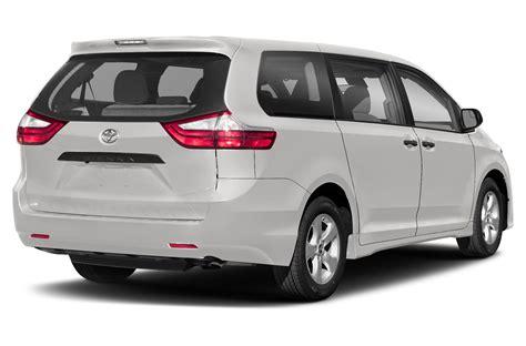 toyota minivan 2018 toyota price photos reviews safety