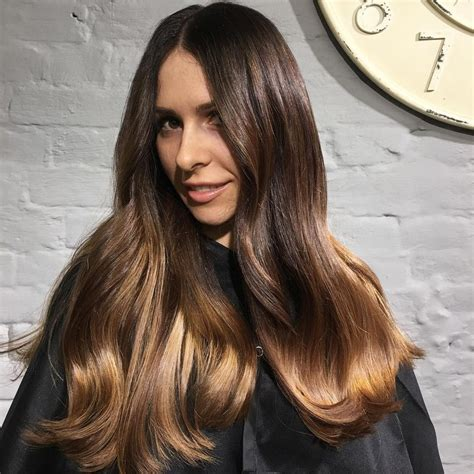 whats hot in hair right noe 25 brown hair color ideas that are hot right now