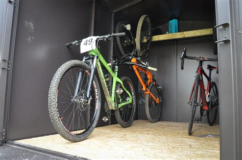 review asgard  bicycle metal storage shed bikesoup