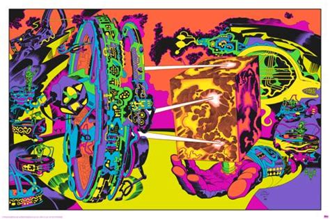 Mr Color 8 Silver By Ota Heaven kirby poster preview check out these 8 black light