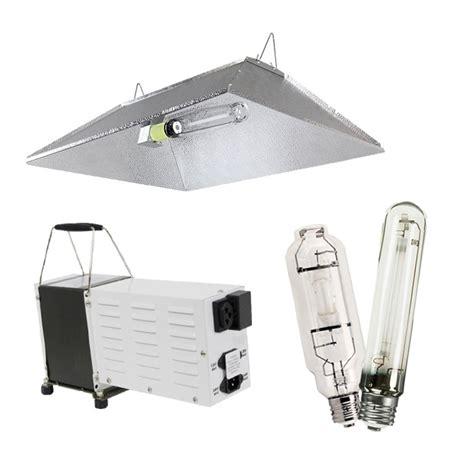 600 watt light kit sun system 600w standard grow light kit 600 watt hps mh