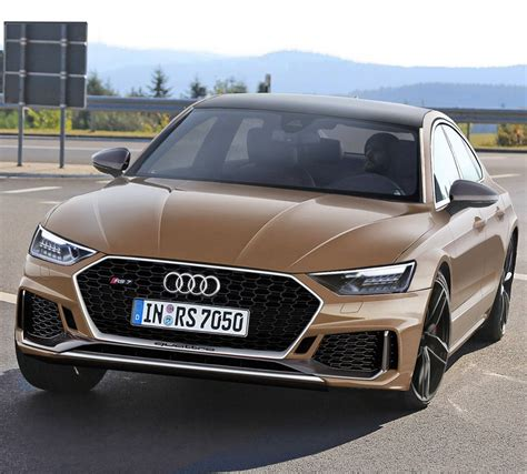 Audi Rs7 Pictures by 2019 Audi Rs7 Rendered New Pictures