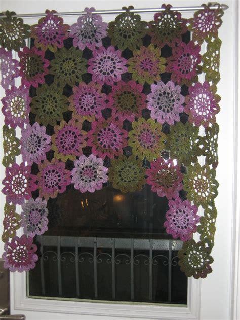 crochet curtain patterns valances 25 best ideas about crochet curtain pattern on pinterest