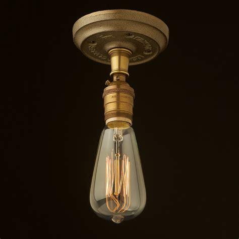 Ceiling Light Holder Brass Batten Holder Edison E26