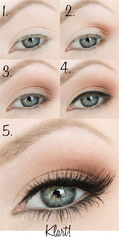 Eyeshadow Simple 10 eye makeup ideas for this weekend pretty designs