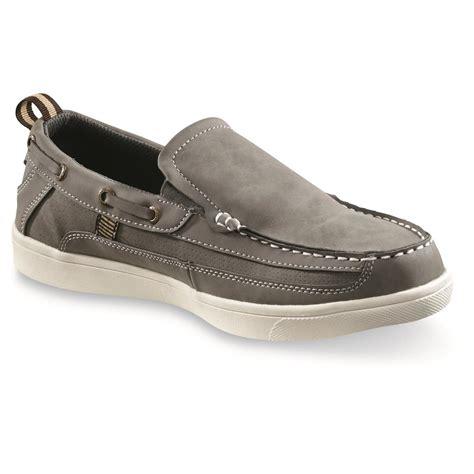 hang ten s pier slip on boat shoes 680237 boat