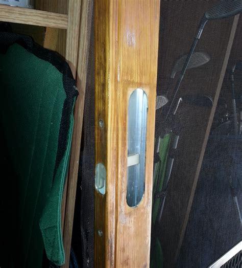 Pella Sliding Patio Door Locks by Pella Sliding Patio Door Lock Swisco