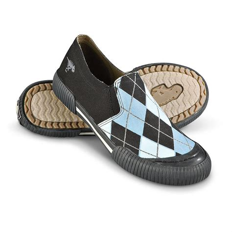 rocket slip ons s rocket 174 slip ons white blue black 161628 running shoes