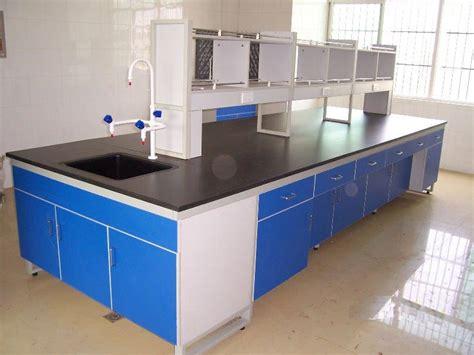 Meja Komputer Laboratorium jual meja laboratorium kimia harga murah bogor oleh karya