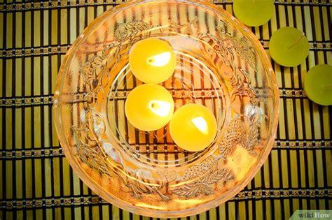 come creare le candele come creare le candele galleggianti 7 passaggi