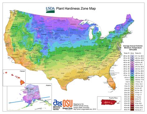 climate map of western united states climate zones map climatezone maps of the united states