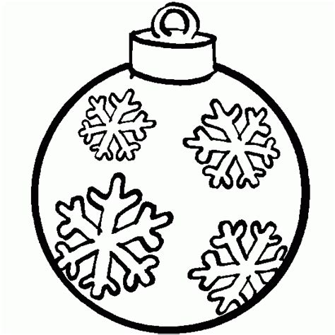 free coloring pages of christmas balls christmas ball coloring pages