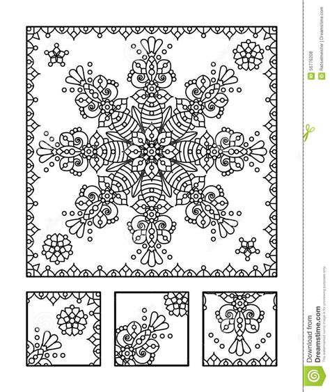 coloring book not on spotify coloring page and visual puzzle for adults stock vector