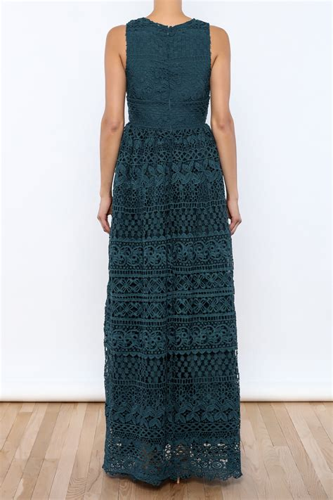 Brocade Lace l atiste lace brocade gown from maryland by something else