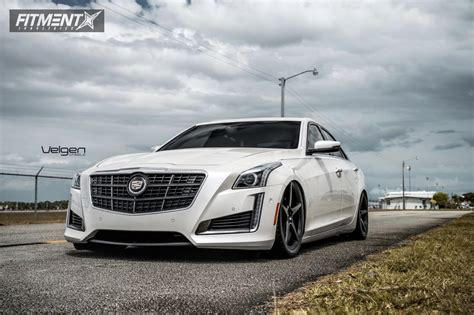 cadillac cts suspension 2017 cadillac cts velgen classic5 air lift performance air