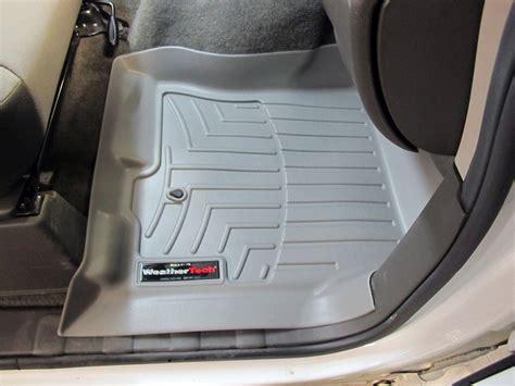2014 nissan xterra weathertech front auto floor mats gray