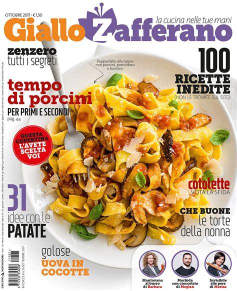Cucina Italiana Giallo Zafferano by Giallozafferano La Cucina Nelle Tue Gastronomia