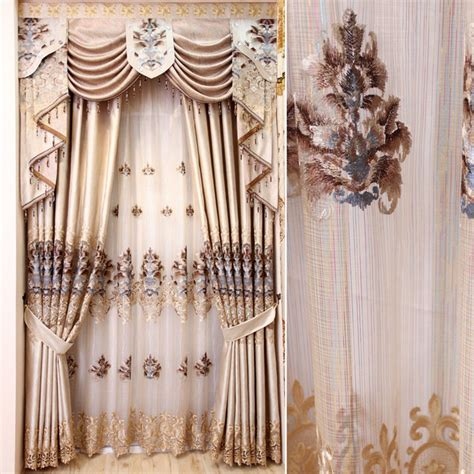 asian drapes customized curtains in white color asian curtains