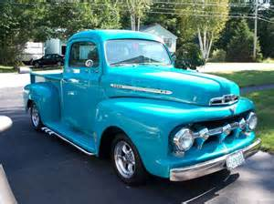 1951 Ford Truck 1951 Ford F 1 1 2 Ton Truck Restored For Sale In