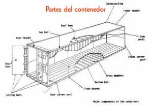 Conex Box Home Floor Plans Arquitectura En Contenedores Containers Habitacionales