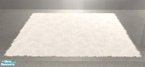 Big Fluffy Rugs by Shinokcr S Livingroom Recolors Fluffy Rug Large White