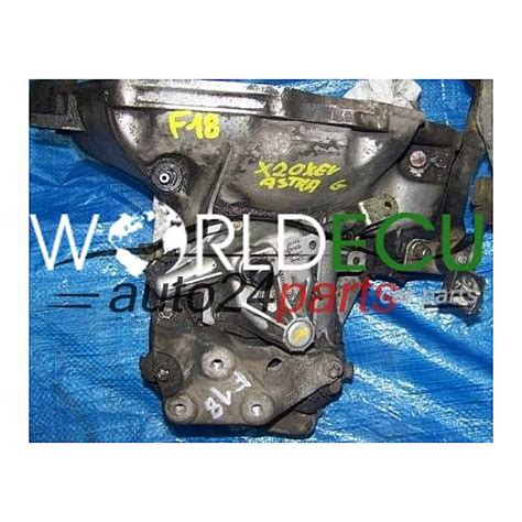 gearbox transmission    opel astra   xxev   gearbox manual