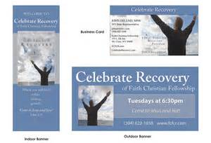 celebrate recovery business cards design package celebrate recovery by jennmurray on