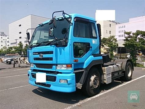 Nissan Diesel Trucks by Nissan Diesel Ud Trucks Tractor 2005 387318 For
