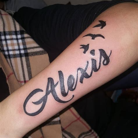 tattoos with names 100 memorable name ideas designs top of 2019