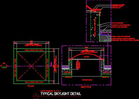detalle claraboya lucernarios archives planos de casas planos de