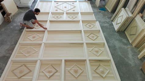 soffitto a cassettoni costruire un soffitto a cassettoni soffitto legnoeoltre