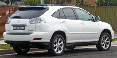 lexus rx 350 2008 2008 lexus rx 350 information and photos momentcar