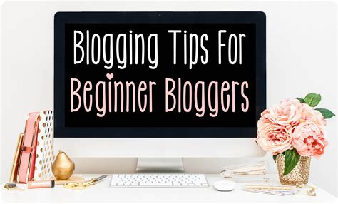 blogger guide blogging tips for beginner bloggers 1 pink peonies