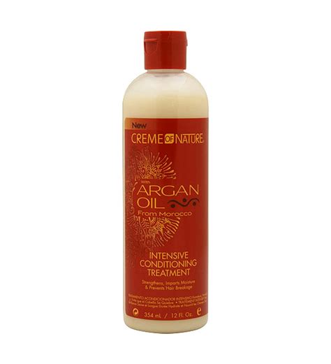 can you use argan oil after a perm creme of nature argan oil intensive conditioning treatment