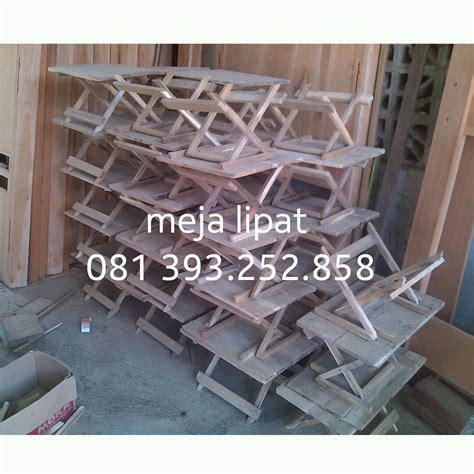 Meja Kayu Lipat Meja Belajar Meja Ngaji meja lipat kayu untuk belajar dan mengaji mbarepjati
