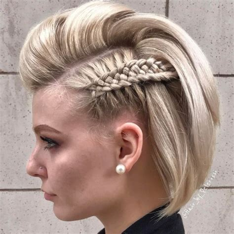 Macrame Hair Braid - 30 swanky braided hairstyles to do on hair all
