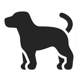 dog icon amp iconexperience professional icons 187 collection