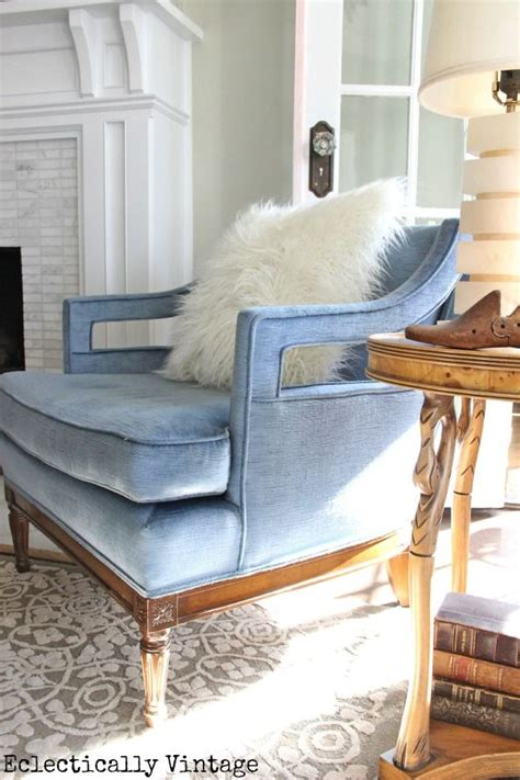 Blue Armchair Best 25 Blue Velvet Chairs Ideas On Blue