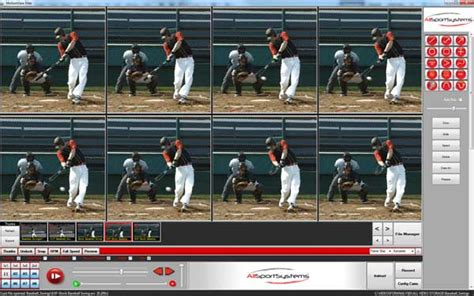 how to swing a baseball bat step by step baseball bat swing or pitch video analysis software and