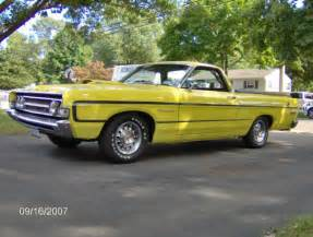 1969 Ford Ranchero by 1969 Ford Ranchero Gt Clone For Sale Photos Technical
