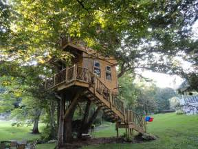 Backyard Cottage Kits by Treehouses Built By Our Customers Diy Treehouses