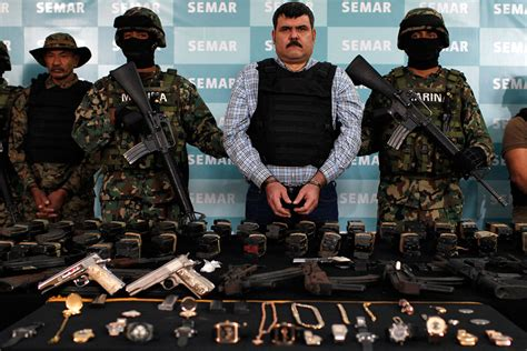 gulf cartel mexico top five most cartels